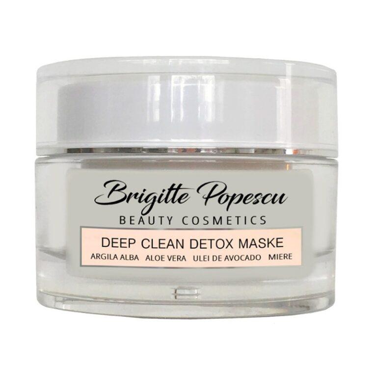 MASCA DETOXIFIANTA - Deep Clean Detox Maske 50 ml