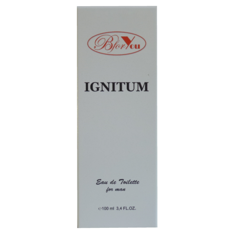 Parfum de barbati - Ignitum Eau de Toilette 100 ml oriental - condimentat
